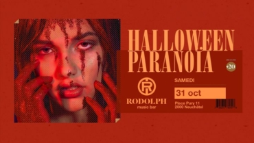 Halloween Paranoia – Rodolph Music Bar