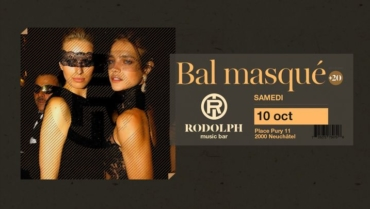 Bal Masqué – Rodolph Music Bar